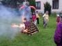 2014 - Pálení čarodějnic pro děti