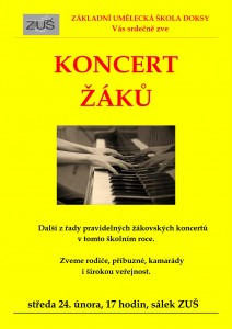 ZUŠ_koncert únor_1